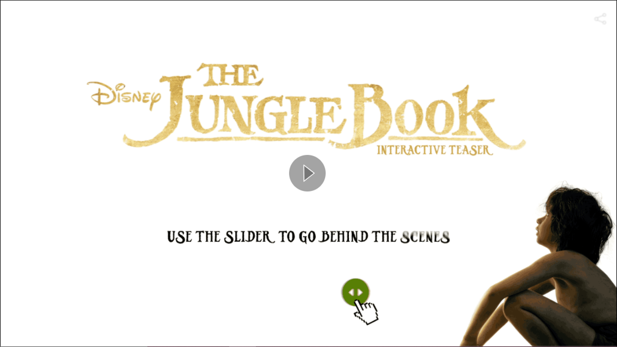 jungle book interactive video trends 2021